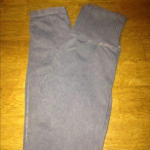 NWOT Free People Movement Leggings in gray